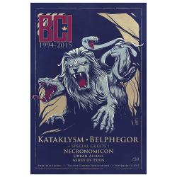 Kataklysm - Chimera - Poster