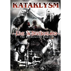 Kataklysm - Live in Deutschland - The Devastation Begins - DVD + CD