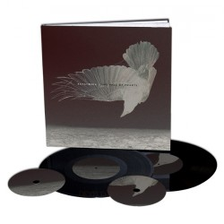"Katatonia - The Fall Of Hearts - Earbook 2x10"" LP + CD + DVD"