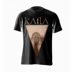 Katla - Modurastin (Black) - T-shirt (Women)