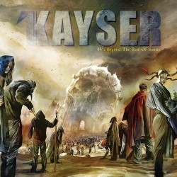 Kayser - IV : Beyond The Reef Of Sanity - LP COLOURED