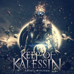 Keep Of Kalessin - Epistemology - CD DIGIPAK + PATCH