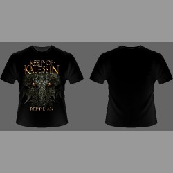 Keep Of Kalessin - Reptilian - T-shirt