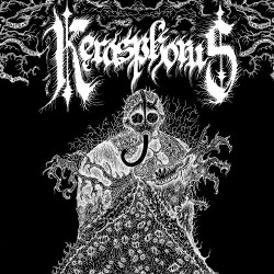 Kerasphorus - Necronaut + Cloven Hooves At The Holocaust Dawn - CD