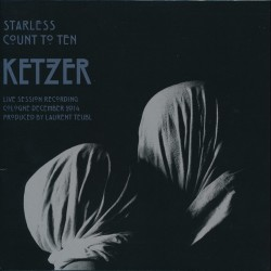 "Ketzer - Starless - 7"" vinyl coloured"