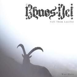 Khaos Dei - Tell Them Lucifer Was Here - CD