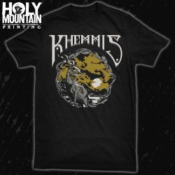 Khemmis - Death Deer - T-shirt (Men)