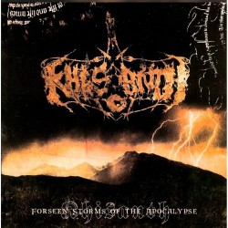 Khisanth - Forseen storms of the apocalypse - CD
