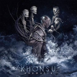 Khonsu - Anomalia - CD DIGIPAK