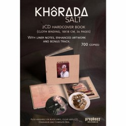 Khorada - Salt - 2CD ARTBOOK