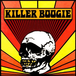 Killer Boogie - Detroit - LP