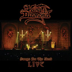 King Diamond - Songs For The Dead Live - CD + 2 DVD DIGIPACK