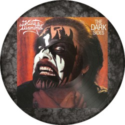 King Diamond - The Dark Sides - LP PICTURE
