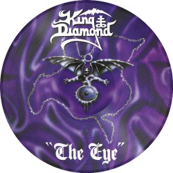 King Diamond - The Eye - LP PICTURE