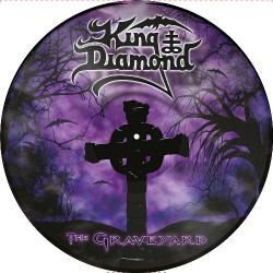 King Diamond - The Graveyard - Double LP Picture