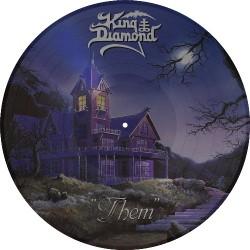 King Diamond - Them - LP PICTURE
