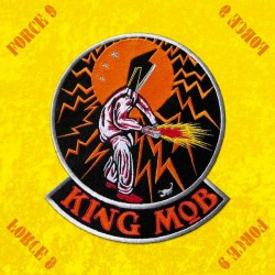 King Mob - Force 9 - LP Gatefold