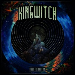 King Witch - Under The Mountain - CD DIGIPAK