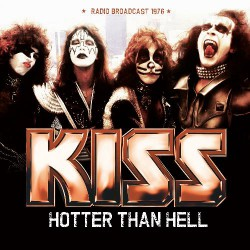 Kiss - Hotter Than Hell - CD