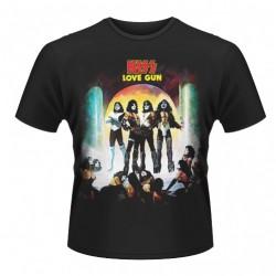 Kiss - Love Gun - T-shirt (Men)