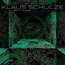 Klaus Schulze - Kontinuum - CD DIGIPAK