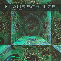 Klaus Schulze - Kontinuum - 3LP GATEFOLD