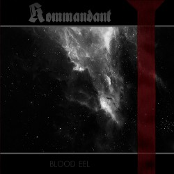 Kommandant - Blood Eel - CD DIGIPAK