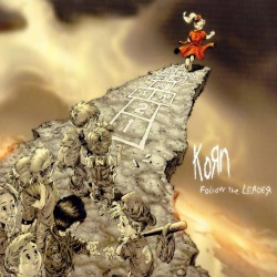 Korn - Follow The Leader - DOUBLE LP