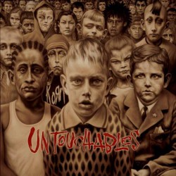 Korn - Untouchables - CD