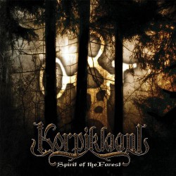 Korpiklaani - Spirit of the Forest - CD