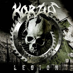 Korzus - Legion - CD
