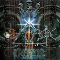 Kreator - Cause for Conflict - CD DIGIBOOK