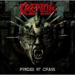 Kreator - Hordes Of Chaos - CD