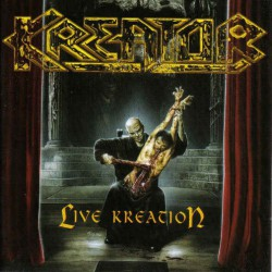 Kreator - Live Kreation - TRIPLE LP GATEFOLD + CD