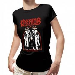 Kreator - Satan Is Real - T-shirt (Women)