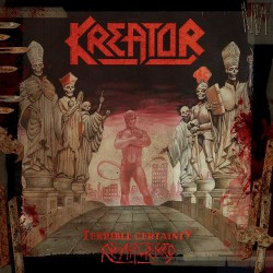 Kreator - Terrible Certainty - DOUBLE LP Gatefold