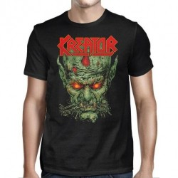 Kreator - Zombie Dinner - T-shirt (Men)
