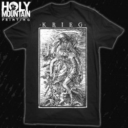 Krieg - Death - T-shirt (Men)