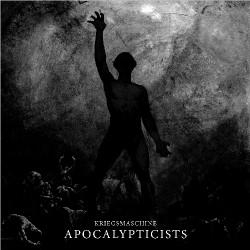 Kriegsmaschine - Apocalypticists - CD DIGIPAK
