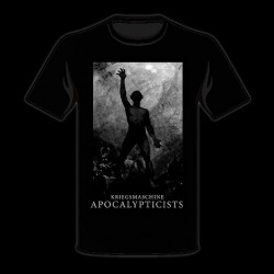 Kriegsmaschine - Apocalypticists - T-shirt (Men)