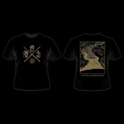 Kriegsmaschine - Enemy Of Man - T-shirt (Men)