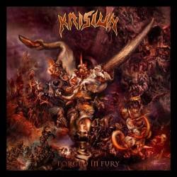Krisiun - Forged In Fury - CD DIGIPAK