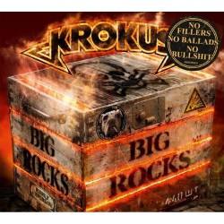 Krokus - Big Rocks - CD DIGIPAK