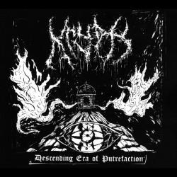Krypts - Descending Era Of Putrefaction - CD DIGIPAK