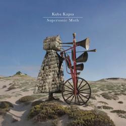Kuba Kapsa - Supersonic Moth - CD DIGIPAK