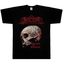 Kzohh - Burn Out The Remains - T-shirt (Men)