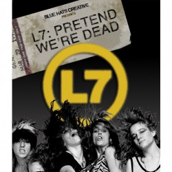 L7 - Pretend We're Dead - BLU-RAY + DVD SLIPCASE
