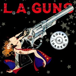 L.A. Guns - Cocked and Loaded - CD