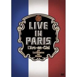 L'Arc En Ciel - Live in Paris - DOUBLE DVD