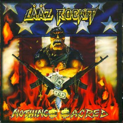 Lääz Rockit - Nothing's Sacred - CD